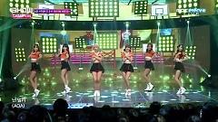 Video Heart Attack (150715 Show Champion) - AOA