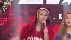 Video How We Do (150712 Inkigayo) - A.kor Black