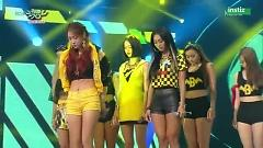 Shake It (150710 Music Bank) - SISTAR