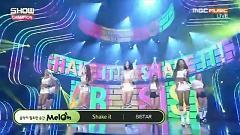 Shake It (150715 Show Champion) - SISTAR