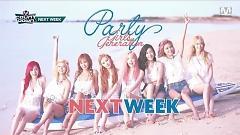 Video Comeback Next Week (150709 M! Countdown) - Super Junior, SNSD