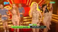 Ring My Bell (150712 Inkigayo) - Girl's Day