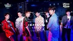 Video Between Me And You (150716 M! Countdown) - Infinite