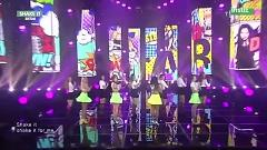 Shake It (150719 Inkigayo) - SISTAR