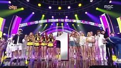 No.1 Win (150718 Music Core) - SNSD