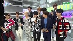Interview (150719 Inkigayo) - Super Junior