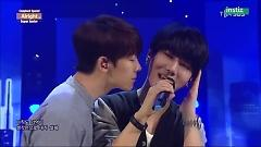Video Alright (150719 Inkigayo) - Super Junior