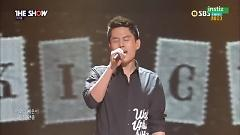 Beautiful Tonight (150721 The Show) - Lee Ki Chan