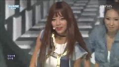 Video Ring My Bell (150726 Inkigayo) - Girl's Day