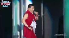 Video Right Now (150804 Summer K-pop Festival) - PSY