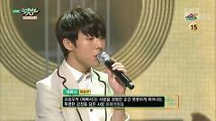 You're Beautiful (150731 Music Bank) - Yoo Seung Woo