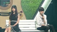 You're Beautiful (150807 Music Bank) - Yoo Seung Woo