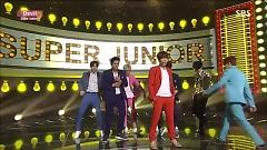 Video Devil (150809 Inkigayo) - Super Junior