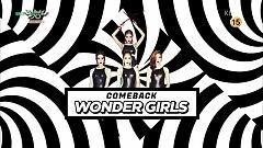Rewind + I Feel You (150807 Music Bank) - Wonder Girls