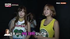 Backstage (150808 Music Core) - Apink