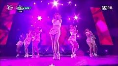 Video Like A Cat (150815 M! Countdown 2015 Kcon In Ny) - AOA