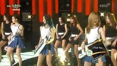 I Feel You (150814 Music Bank) - Wonder Girls