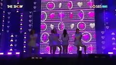 Video Celepretty (150818 The Show) - Park Bo Ram