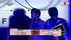 Video Bad (150717 Music Bank) (Vietsub) - Infinite