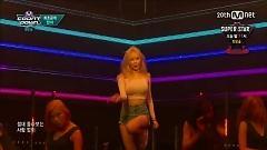Video Roll Deep (150820 M! Countdown) - Hyuna