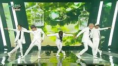 Sweet Girl (150828 Music Bank) - B1A4