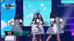 Video Dream Candy (150903 M! Countdown) - April