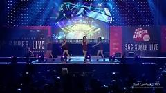 Tell Me + Nobody (150906 Sgc Super Live) - Wonder Girls