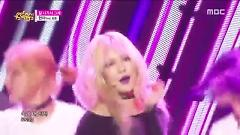 Roll Deep (150905 Music Core) - Hyuna
