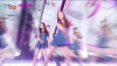 Video Me Gustas Tu (150829 Music Core) - G-Friend