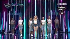 Roll Deep (150910 M! Countdown) - Hyuna