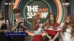 Video Comeback Interview (150915 The Show) - Red Velvet