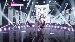 Shut Up (150822 Music Core) - Baechigi