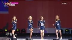Video Mr. Ambiguous (Remix) (150912 Music Core) - Mamamoo