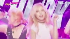 Roll Deep (150829 Music Core) - Hyuna