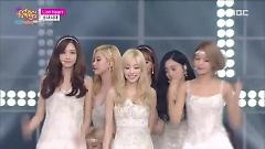 Lion Heart (150912 Music Core) - SNSD