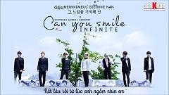 Can U Smile (Original+Remake Ver.) (Vietsub) - Infinite