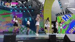 Shake It (150912 Music Core) - SISTAR