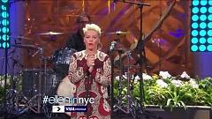 Try (Live From New York City) - Pink