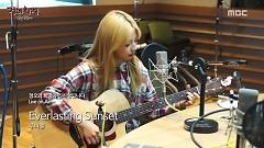 Everlasting Sunset (150918 MBC Radio) - JUNIEL