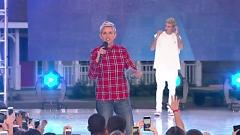 Video Sorry (Live At The Ellen Show) - Justin Bieber
