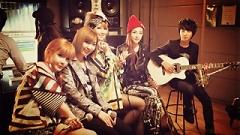 I Love You (Acoustic Version) - 2NE1 ft. Sungha Jung