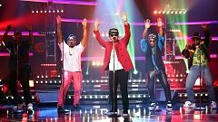 Uptown Funk (Live At The Ellen Show) - Mark Ronson  ft.  Bruno Mars