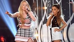 Video Problem (2014 Billboard Music Awards) - Ariana Grande  ft.  Iggy Azalea