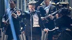 Suit & Tie, Pusher Love Girl (Grammy 2013) - Justin Timberlake ft. Jay-Z