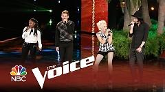 The Tide Is High (Live At The Voice 2014) - Gwen Stefani  ft.  Anita Antoinette  ft.  Ryan Sill  ft.  Taylor John Williams