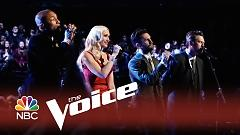 Have Yourself A Merry Little Christmas (The Voice 2014 Finale) - Blake Shelton  ft.  Adam Levine  ft.  Gwen Stefani  ft.  Pharrell Williams