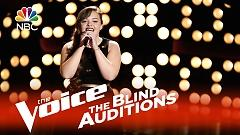 Video Young And Beautiful (The Voice 2015 Blind Audition) - Treeva Gibson