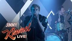 Hollow Moon (Bad Wolf) (Live At Jimmy Kimmel) - AWOLNATION