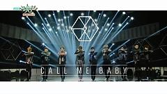 Video Call Me Baby (Comeback Stage KBS MUSIC BANK 2015.04.03) - EXO