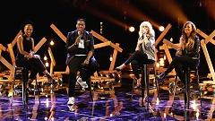 Video Hotel California (The Voice 2015) - Christina Aguilera  ft.  India Carney  ft.  Kimberly Nichole  ft.  Rob Taylor